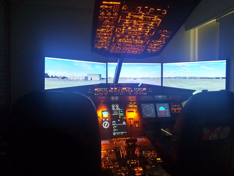 A-320-Fixed-Base-Simulator-Course-01