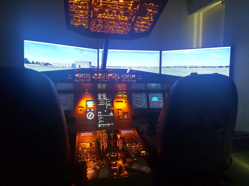 A-320-Fixed-Base-Simulator-Course-03