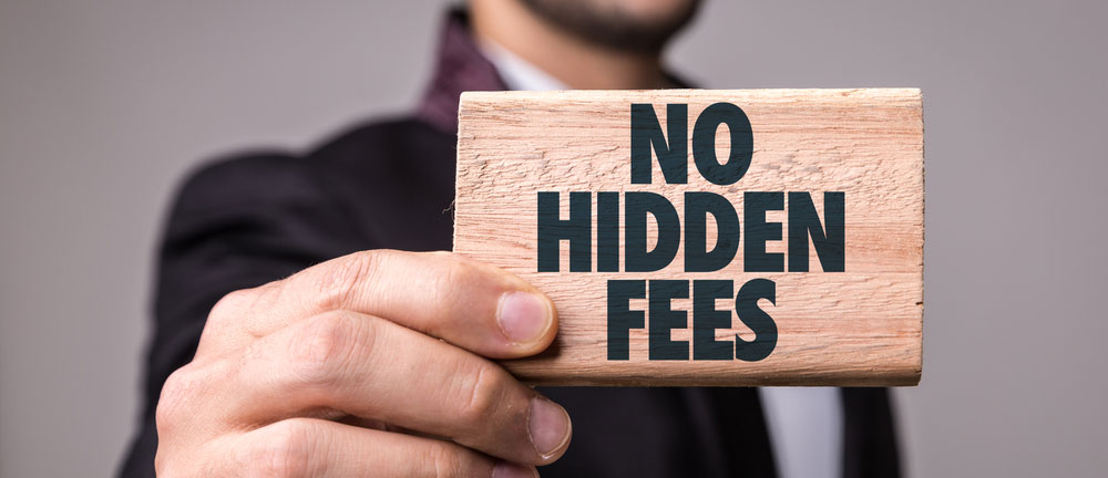 Transparency-of-charges---no-hidden-fees